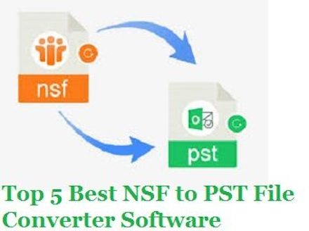 Top 10 Best Free NSF to PST Converter Software
