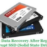Mac Data Recovery After Repair Corrupt SSD (Solid State Drive)