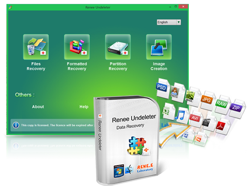 Reneelab-Mac Data Recovery Software